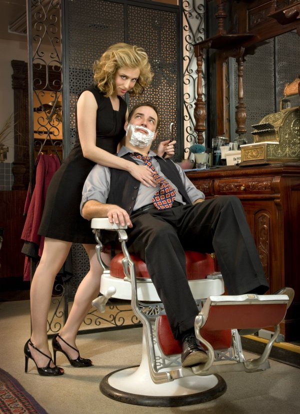 This is how We wanna see Il Barbiere: Jennifer Rivvers Spices up Siviglia