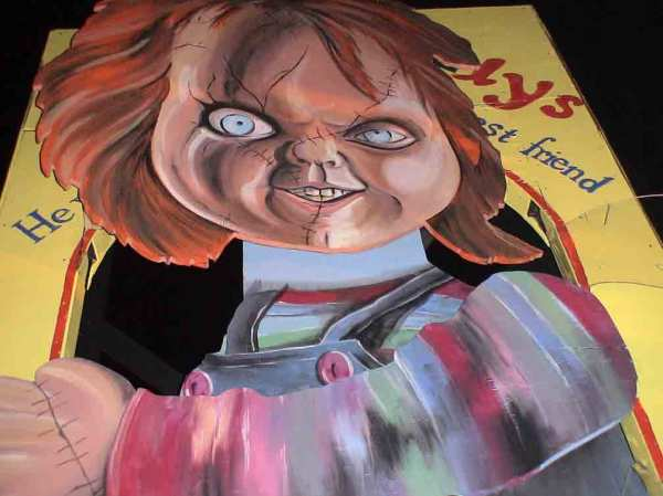 Chucky Treat